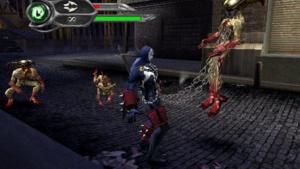 Spawn: Armageddon - USATO - PS2