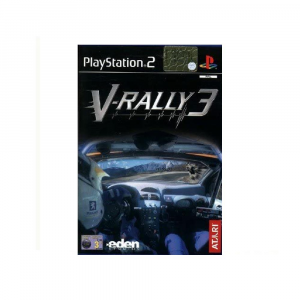 V-Rally - USATO - PS2