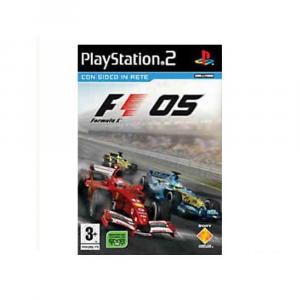 Formula One 05 - USATO - PS2