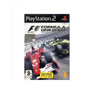 Formula One 2003 - USATO - PS2