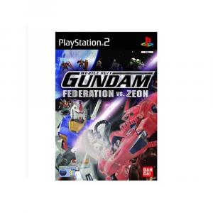 Mobile Suit Gundam: Federation vs. Zeon - USATO - PS2