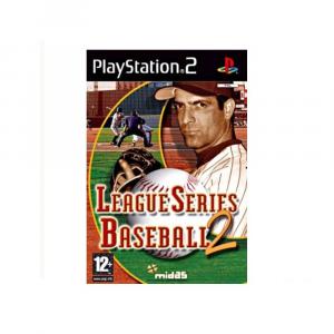 League Series Baseball 2 - USATO - PS2