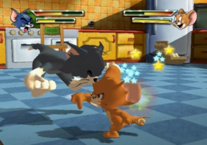 Tom & Jerry in Guerra all'ultimo baffo - USATO - PS2