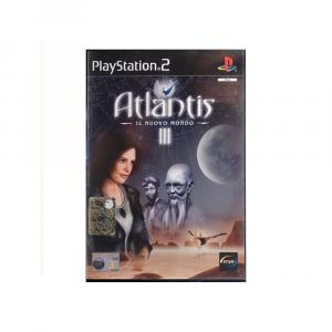 Atlantis III: Il Nuovo Mondo - USATO - PS2