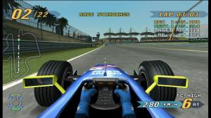 Grand Prix Challenge - USATO - PS2