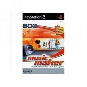Magix Music Maker - USATO - PS2