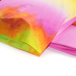 Bassetti Lenzuola BOMBING Stampa fluo Moda Street Style - 2 colori