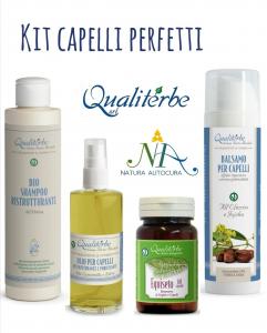 Kit Capelli Perfetti -20% con codice: naturautocura