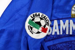 1996-97 Empoli Maglia Match worn #18 Cappellini XXL (Top)