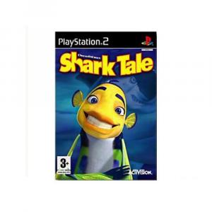 Shark Tale - USATO - PS2