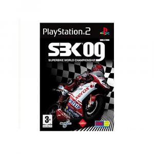 SBK 09 Superbike World Championship - USATO - PS2