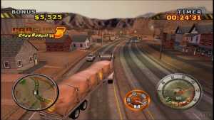 BMT 2 Truck Me Harder - USATO - PS2