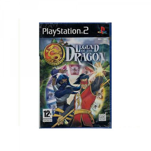 Legend of the Dragon - USATO - PS2