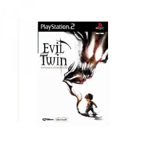 Evil Twin: Cyprien's Chronicles - USATO - PS2
