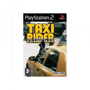 Taxi Rider - USATO - PS2