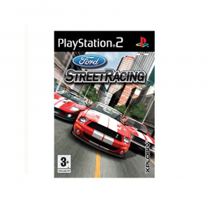 Ford Street Racing - USATO - PS2