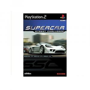 Supercar Street Challenge - USATO - PS2