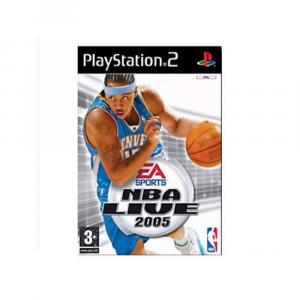 NBA Live 2005 - USATO - PS2