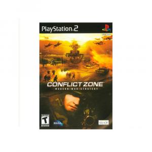 Conflict Zone - USATO - PS2