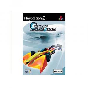 Speed Challenge: Jacques Villeneuve's Racing Vision - USATO - PS2