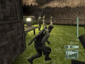 Tom Clancy's Splinter Cell: Pandora Tomorrow - USATO - PS2