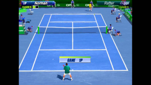 Virtua Tennis 2 - USATO - PS2