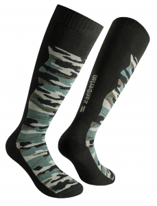 TREKKING SOCKS ZAMBERLAN® JUNGLE - Knee Lenght - Camo