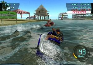 Splashdown - USATO - PS2