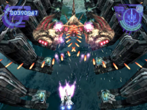Silpheed: The Lost Planet - USATO - PS2