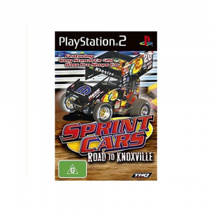 Sprint Cars: Road to Knoxville - USATO - PS2