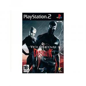 Diabolik: The original Sin - USATO - PS2