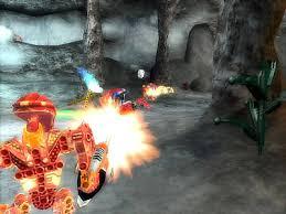 Bionicle Heroes - USATO - PS2