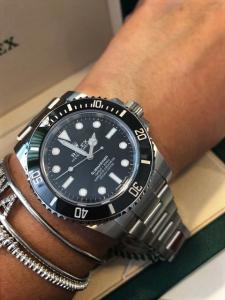 Orologio nuovo Rolex Submariner 114060