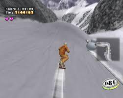 Snowboard Racer 2 - USATO - PS2