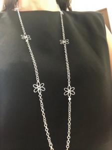 Collana in argento 925% Fraboso