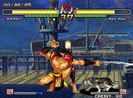 Samurai Shodown V - USATO - PS2