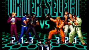 The King of Fighters 2002 - USATO - PS2