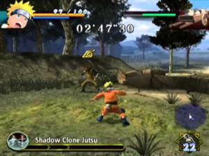 Naruto: Uzumaki Chronicles - USATO - PS2