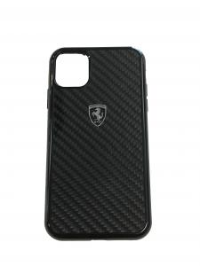 Ferrari Black Hard Case iPhone 11