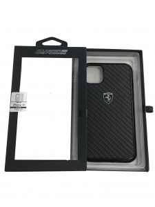 Ferrari Black Hard Case iPhone 11