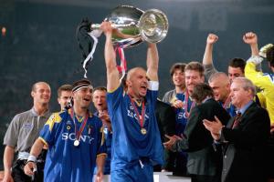 1995-96 Juventus Maglia Away M