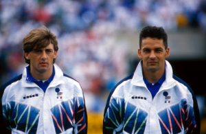 1994 Italia Giacca tuta Diadora  L
