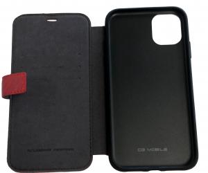 Ferrari Red Booktype Folio iPhone 11