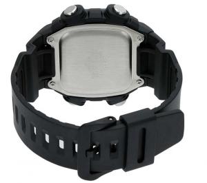 Casio Collection multifunzione, nero e grigio