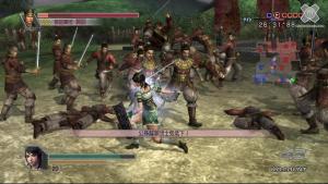 Dynasty Warriors 5: Empires - USATO - XBOX360