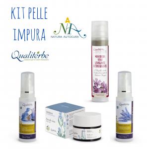 Kit Pelle Impura -20% con codice: naturautocura