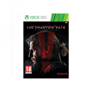 Metal Gear Solid V: The Phantom Pain - USATO - XBOX