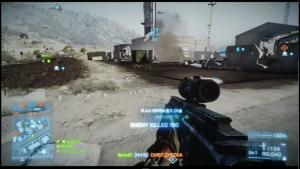 Battlefield 3 - USATO - XBOX360