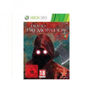 Deadly Premonition - USATO - XBOX360