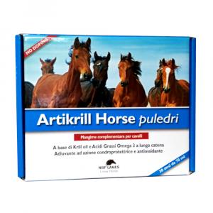 ARTIKRILL HORSE PULEDRI- SUPPORTO PER LA NORMALE FUNZIONE ARTICOLARE -NBF LANES